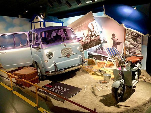 Muzeum Automobilizmu w Turynie