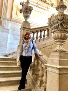 Wizyta w Zamku królewskim w Turynie