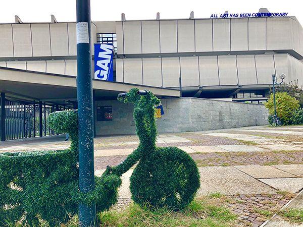GAM Muzeum Sztuki Współczesnej w Turynie