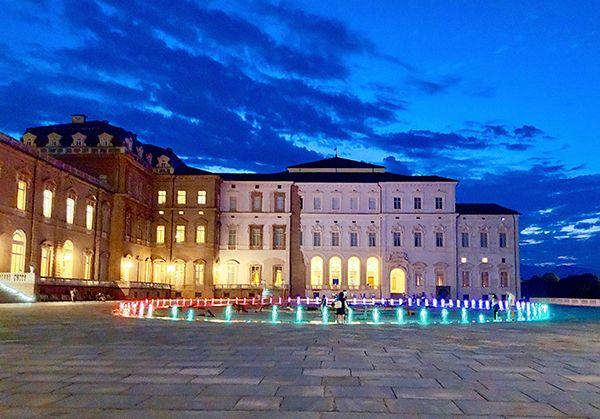 Reggia di Venaria to rezydencja  królewska rodziny Savoia