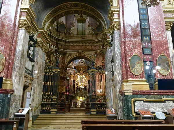 Orba Matki Boskiej Pocieszycielki w Bazylice Consolata w Turynie