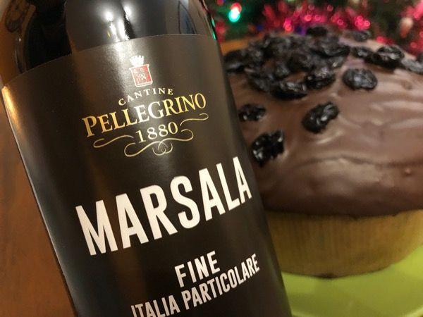 Wino Marsala charakterystyczne dla Sycylii